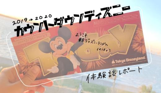【体験談レポ】ディズニーカウントダウン2020!おすすめの過ごし方や持ち物はこれだ!