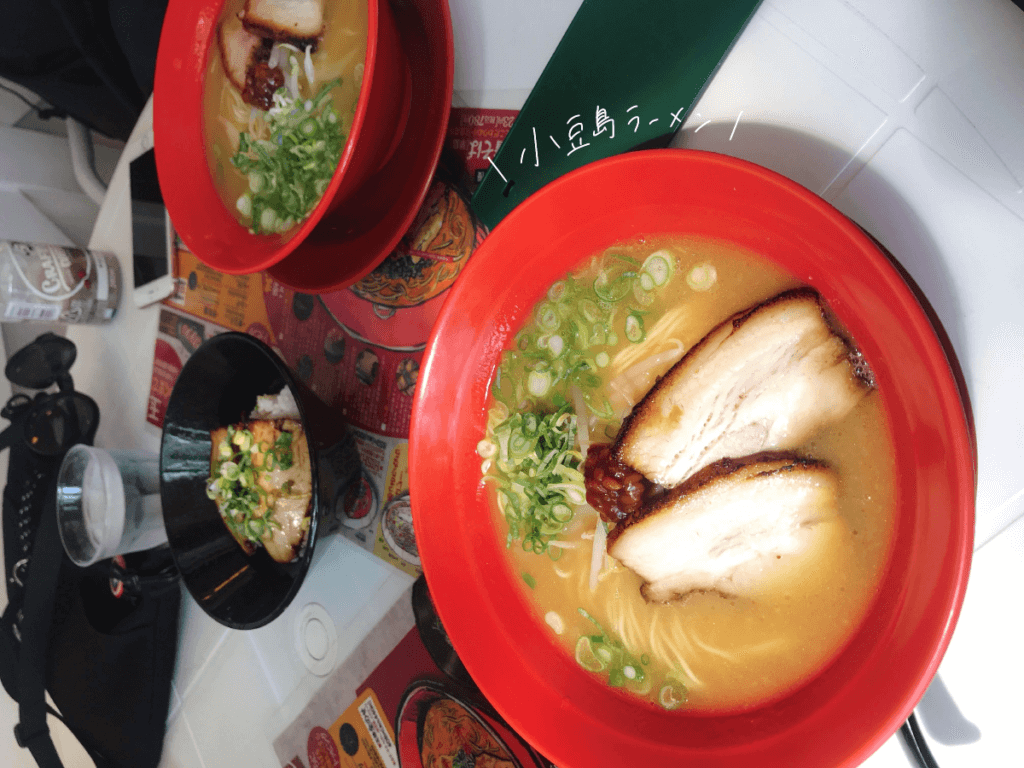 小豆島ラーメン