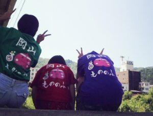岡山ノフTシャツ